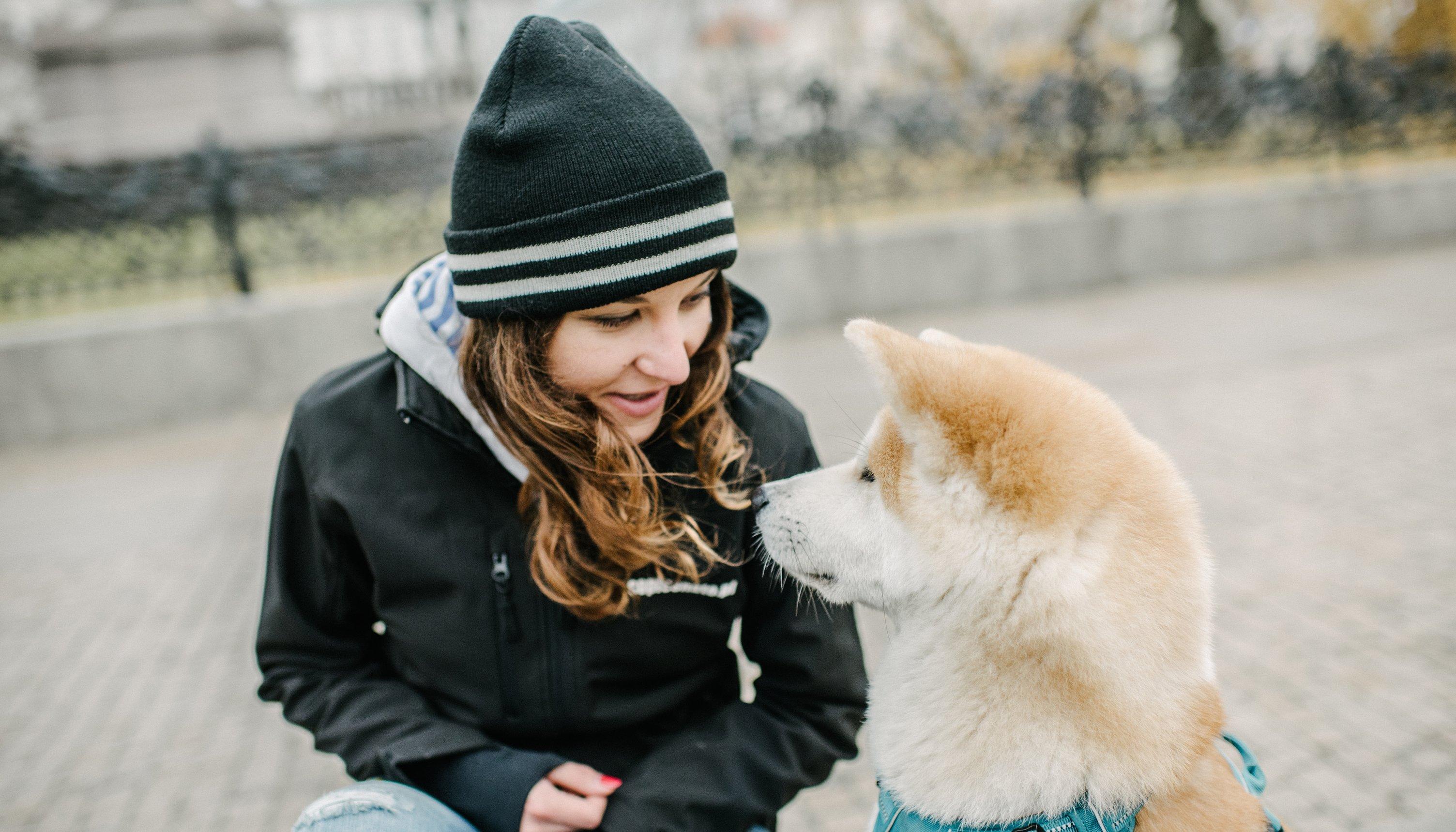 Z psem będziesz żyć dłużej!
