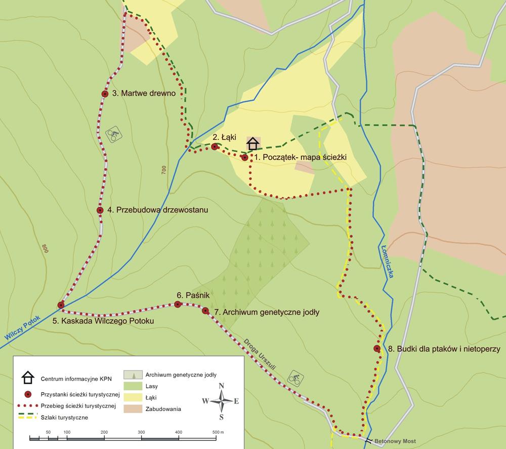 mapa-sciezki-dolina-wilczego-potoku